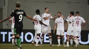 Asistler Hakan'dan, goller Ibrahimovic'ten (ÖZET)