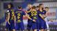Roma'dan yarım düzine gol (ÖZET)