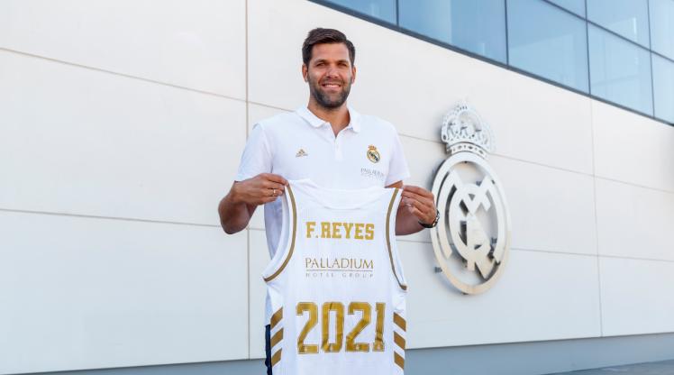 Reyes 1 yıl daha Real'de