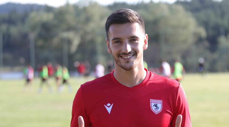 Savicevic ilk antrenmanına çıktı