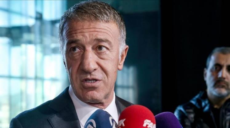 Ahmet Ağaoğlu'ndan CAS kararı tepkisi