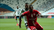 Antalyaspor'un en istikrarlısı Amilton