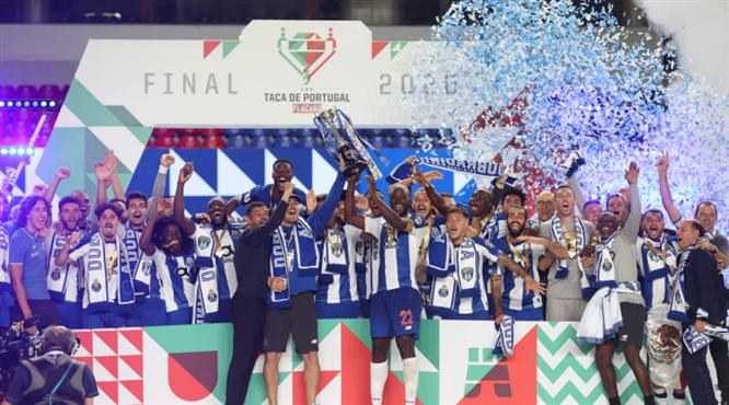 Portekiz Kupası Porto'nun