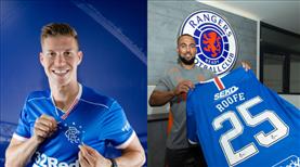 Rangers golcülerini buldu