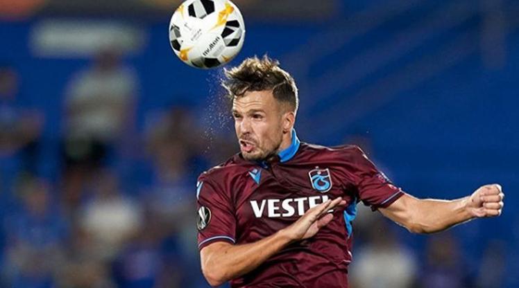 Filip Novak, Trabzonspor'a veda etti