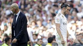 Zidane, Bale'in biletini kesti