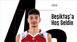 Alperen Şengün Beşiktaş'ta
