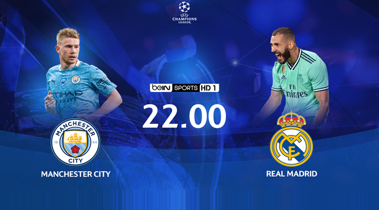 Manchester City - Real Madrid (CANLI)