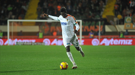 N'Sakala Beşiktaş için kontrolden geçiyor