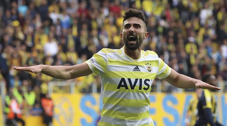 Fenerbahçe'den Hasan Ali Kaldırım'a teşekkür