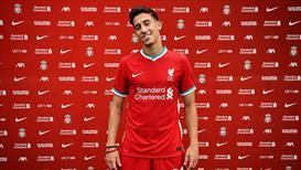 Liverpool'a yeni sol bek