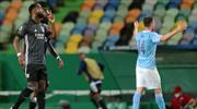 Manchester City'e Lyon sürprizi (ÖZET)