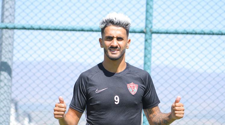 Hatayspor Ruben Ribeiro'yu transfer etti