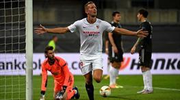 İlk finalist Sevilla (ÖZET)