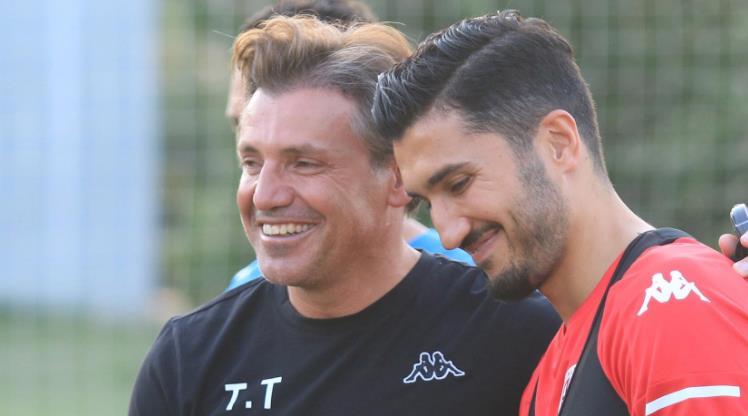 Nuri Şahin resmen Antalyaspor'da