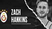 Zach Hankins Galatasaray'dan ayrıldı