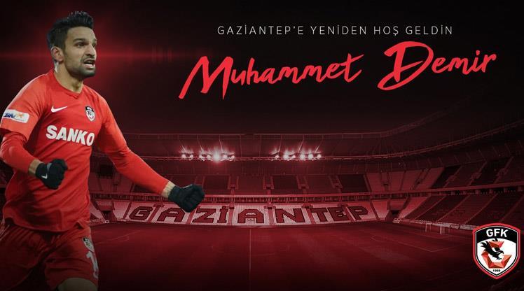 Muhammet 1 yılda daha Gaziantep'te