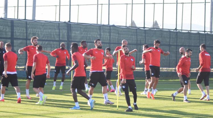 Erzurumspor 2 hazırlık maçı yapacak