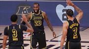 Lakers ve Bucks yarı final kapısını araladı