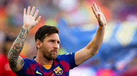 Messi'nin ayrılma isteği sosyal medyanın gündeminde