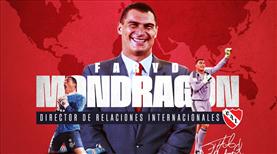 Mondragon uluslararası ilişkiler direktörü oldu