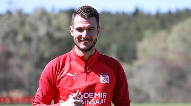Robin Yalçın, Demir Grup Sivasspor'da
