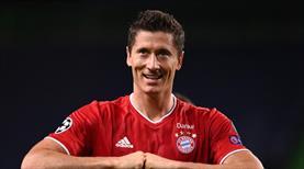 Lewandowski 'Altın Top'u istiyor