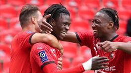 Rennes evinde kazandı (ÖZET)