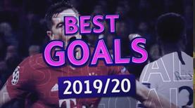 İşte Devler Ligi'nde sezonun en güzel golleri