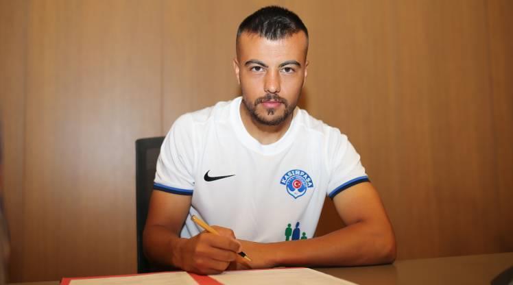 Kasımpaşa, Mehmet Feyzi Yıldırım'ı transfer etti