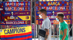 Barcelona'da sular durulmuyor