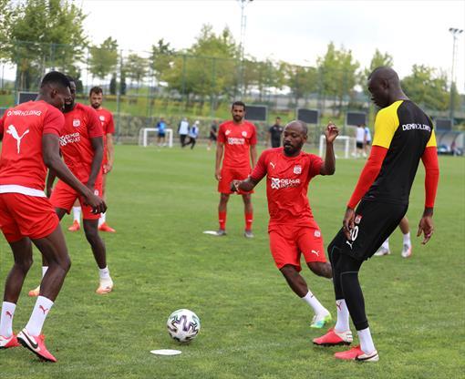 Sivas'ta Fenerbahçe hazırlıkları devam ediyor
