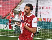 Ceballos, bir sezon daha Arsenal'de