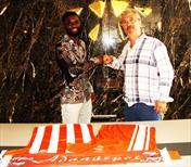 Adanaspor, Donkor ile imzaladı
