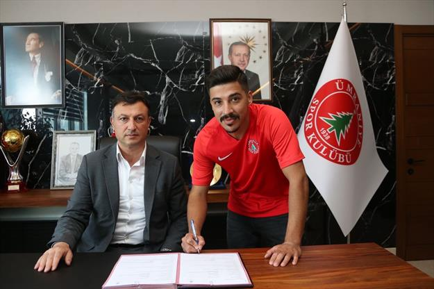 Ümraniyespor'dan transfer