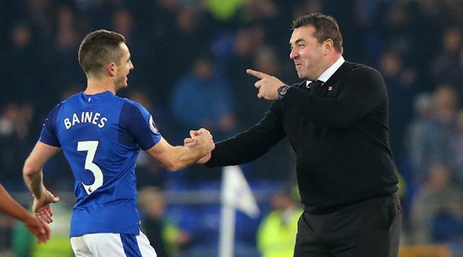 Baines, Everton'a geri döndü