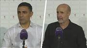Ankaraspor - Eskişehirspor maçının ardından