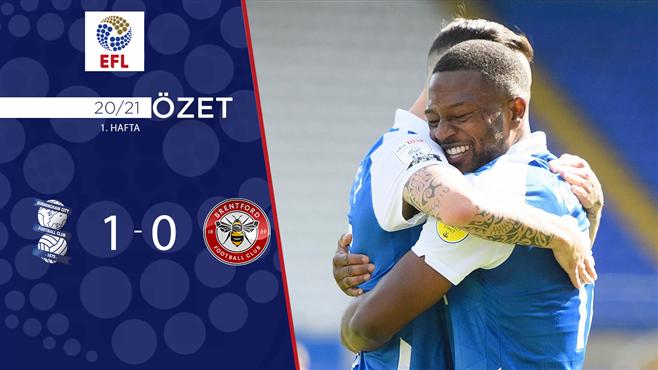ÖZET | Birmingham 1-0 Brentford