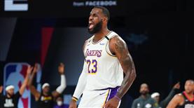 Batı'da ilk finalist LA Lakers (ÖZET)