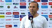 Mehmet Özdilek'ten maç sonrası açıklamalar