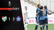 ÖZET   Bursaspor 1-3 A. Demirspor