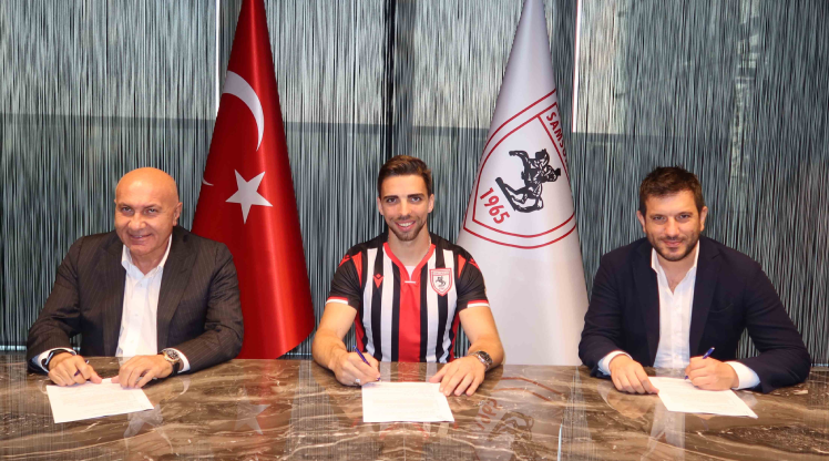 Samsunspor, Tomane'yi transfer etti