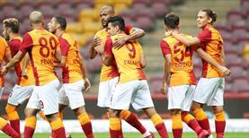 Galatasaray Azerbaycan'a gitti
