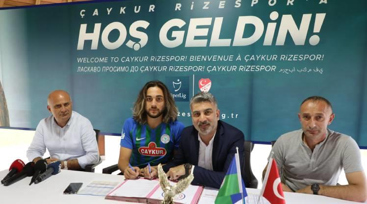 Rizespor, Can Muhammet Vural'ı transfer etti