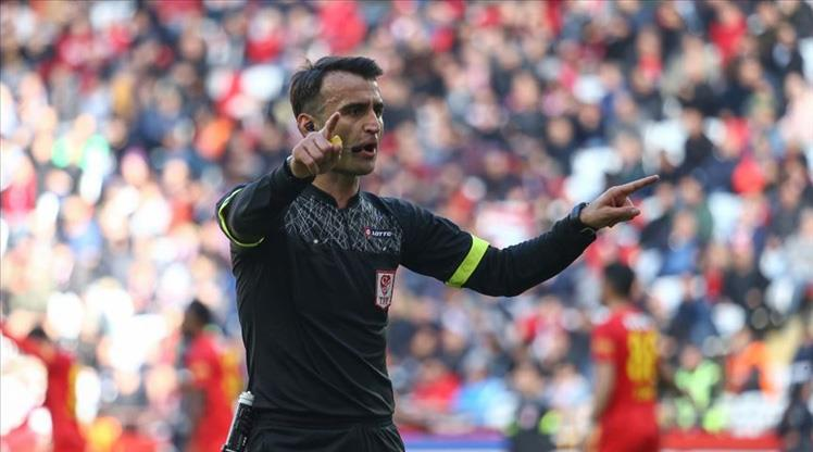 M.Başakşehir-Galatasaray maçı Atilla Karaoğlan'ın
