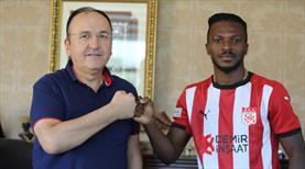 DG Sivasspor, Kayode'yi kiraladı