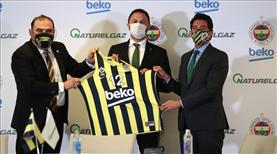 Fenerbahçe Beko'dan imza töreni
