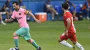 Messi gollerine devam ediyor