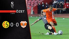 ÖZET | Eskişehirspor 0-0 Adanaspor