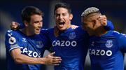 Everton, WBA'yı gole boğdu